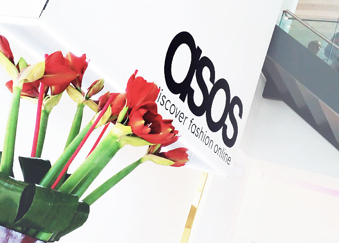 INSIDE ASOS (HQ) SS15 COLLECTION