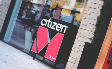 24 HOURS AT CITIZENM LONDON
