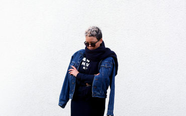 REDISCOVERING MY BLUE DENIM JACKET