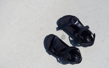 THE NOT-SO-FASHIONABLE SANDALS