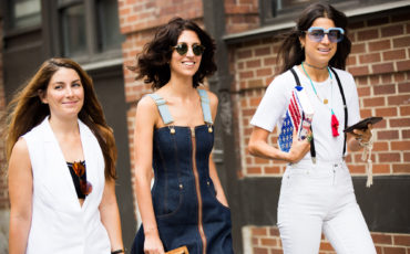 A BIT OF NYFW STREET STYLE INSPIRATION