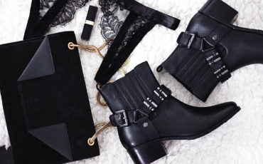 ON THE HUNT FOR THE PERFECT FALL BOOTS