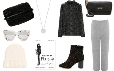 WHAT TO WEAR & GIVE FOR CHRISTMAS