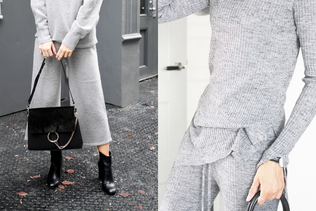 LET'S TALK ABOUT A KNITTED TWO-PIECE