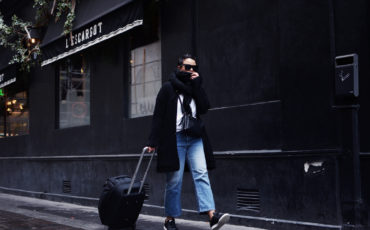 HOW TO PACK FOR A WEEKEND TRIP (TO PARIS)