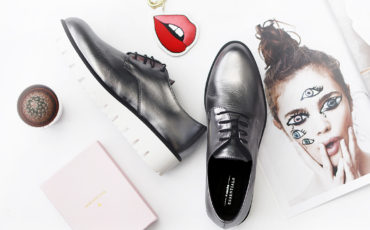 HOW TO STYLE SILVER BROGUES