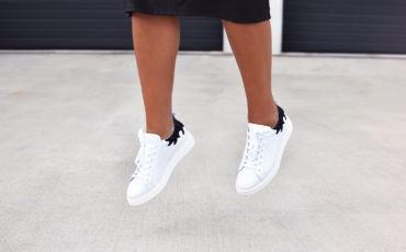 HELLO MONDAY, HELLO NEW WHITE KICKS