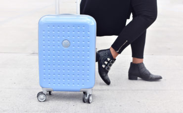 Shopping for the perfect suitcase