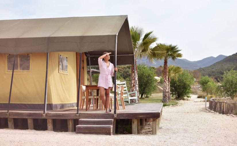 Glamping in Style, Glamping Spanje, Glamping Costa Blanca, Glamping Alicante, Safaritenten Spanje