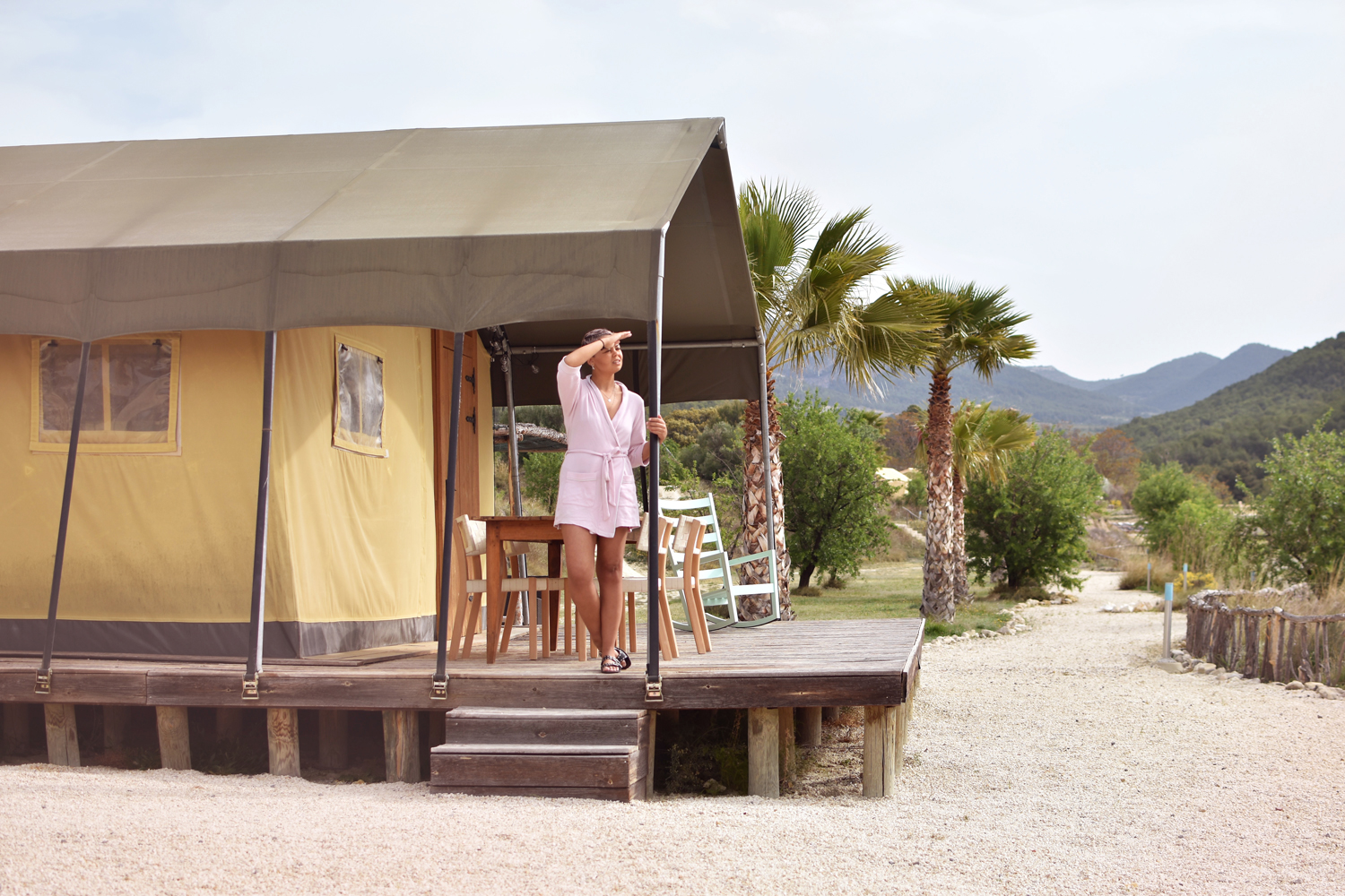 Glamping In Style, Finca Les Coves