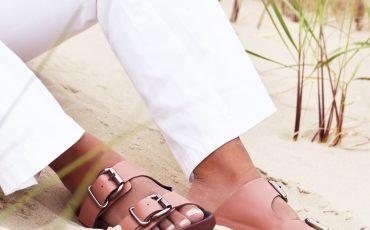 Hello Pink Summer Sandals