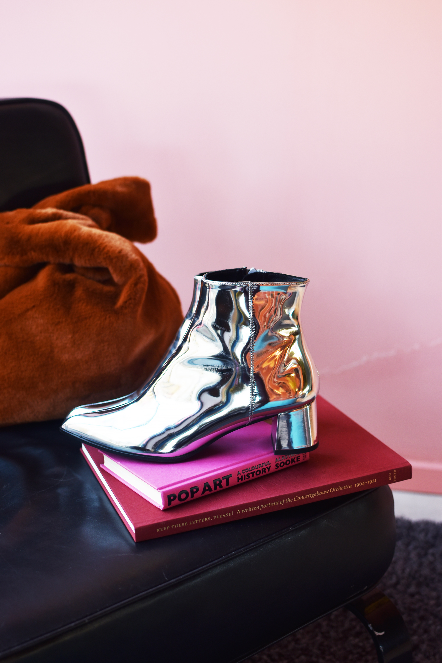 Metallic Party Shoes