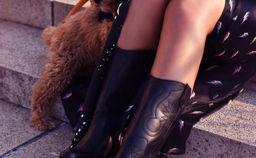 western boots, sacha shoes