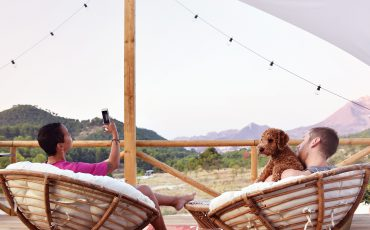 Glamping Holiday With Our Dog – Finca Les Coves